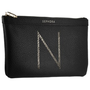 "Sephora Collection the Jetsetter: Personalized Pouch N 8.75"" X 5.5"""