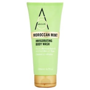 Argan 5+ Mint Body Wash