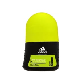 Adidas Pure Game Fragranced Anti-Perspirant 50ml Roll-On