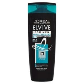 L'Oreal Elvive for Men Triple Resist