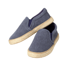 Boy's Slip-On Espadrilles by Crazy 8 - Summertime Blue by Crazy 8