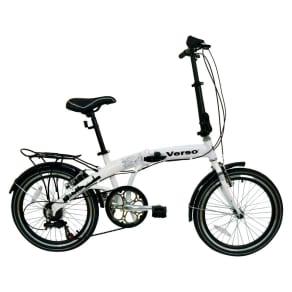 Kettler Gender Neutral Verso Cologne Folding Bike - White (20)