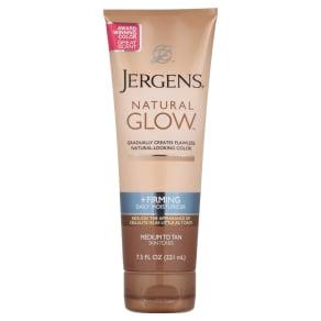 Jergens Natural Glow Firming Moisturizer 7.5 Oz (Medium/Tan)