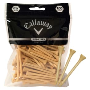 Callaway 2.75 Wood Golf Tees