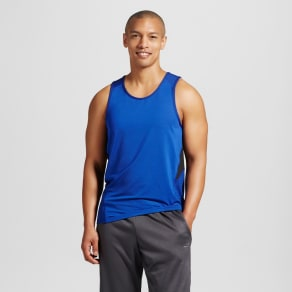 Men's Speed Knit Tank - C9 Champion Bright Blue Xl