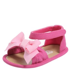 Girls' Infant Bow Sandal