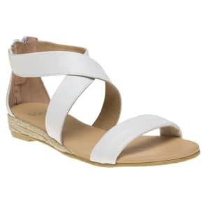 Sole Tansy Sandals, White