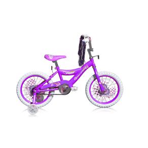 "Micargi 16"" Girl's Kiddy Bike, Purple"