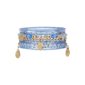 Blue Stretch Bracelet Pack