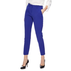 Principles Royal Blue Tapered Trousers