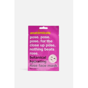 Womens Rose Cloth Face Mask by Anatomicals