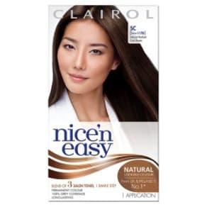 Nice N Easy Natural Medium Cool Brown 117d Hair Colour