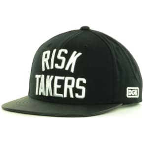 Dgk Risk Takers Snapback Cap