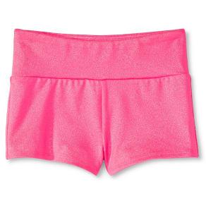 Girls' Shimmer Shorts - Circo Iris S, Pink