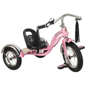 "Schwinn 12"" Girl's Roadster Tricycle, Pink"