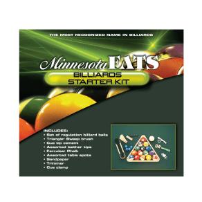 Minnesota Fats Deluxe Billiards Kit, Multi