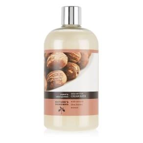 Nature's Ingredients Shea Butter Bath Cream 500ml