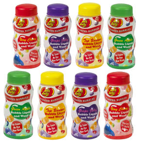 Little Kids Jelly Belly Party Pack Bubbles 8 Pack