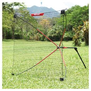 Net Playz Multi Sport 5' Rebound Net, Black