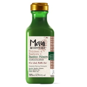 Maui Moisture Thicken & Restore Bamboo Fiber Conditioner 385ml