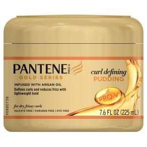 Pantene Pro-V Gold Series Curl Defining Pudding - 7.6oz
