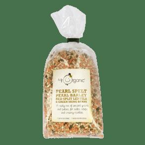 Mr Organic Pearl Barley & Pearl Spelt Mix 500g