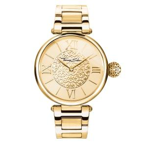 Thomas Sabo Women's Watch Yellow Wa0308-264-207-266