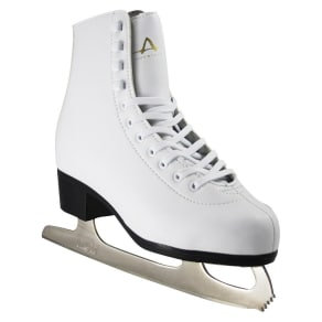 Ladies American Leather Lined Figure Skate - White (11), Variation Parent