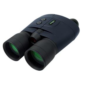 Night Owl 5-Power Night Vision Binocular, Black