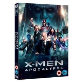 Dvd X-Men: Apocalypse
