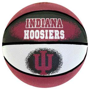 Wilson Indiana University Hoosiers Ncaa 7-Inch Mini Basketball