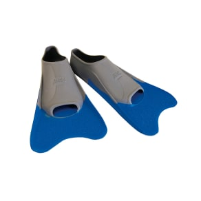 New Elc Boys and Girls Zoggs Ultra Fins Blue - For Shoe Size 4-5 Toy