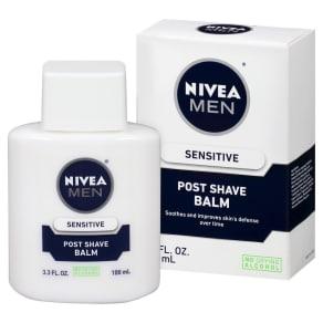 Nivea Men Sensitive Post Shave Balm - 3.3 Fl Oz