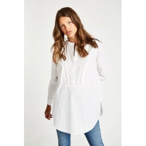 Farlington Pintuck Shirt