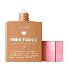 Benefit - 'Hello Happy' Spf 15 Soft Blur Liquid Foundation 30Ml