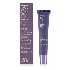 Rodial Super-Food Glam Lip Balm Spf15 7ml