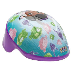Doc McStuffins Little Doc Toddler Helmet - Purple