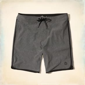 Classic Fit Stretch Boardshorts