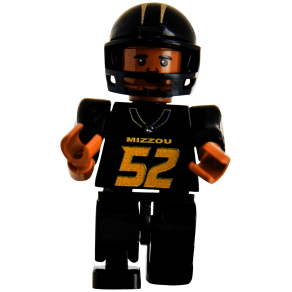 Oyo Sportstoys Michael Sam Missouri Tigers Figure