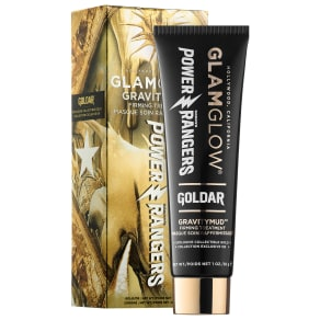 Glamglow Gravitymud(tm) Firming Treatment Power Rangers - Goldar Goldar - Gold Peel-Off Mask 1 Oz/ 30 G