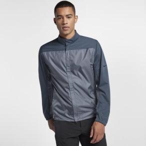 Nike Shield Men's Full-Zip Golf Jacket - Grey