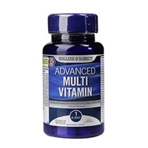 Holland & Barrett Advanced Multivitamin 30 Tablets