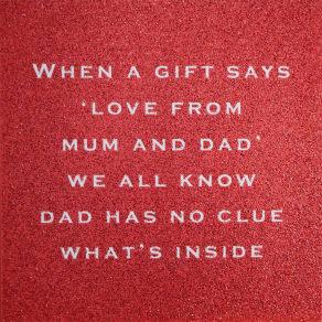 Susan O'Hanlon Mum & Dad Christmas Card