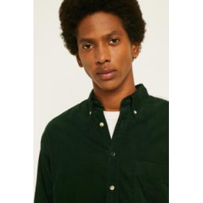 Urban Renewal Vintage Originals Dark Green Shirt, Green