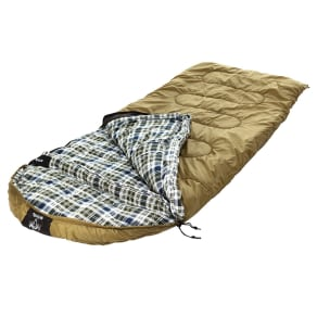 Venetian Worldwide Grizzly Private Label 0a'1/4f Ripstop Sleeping Bag