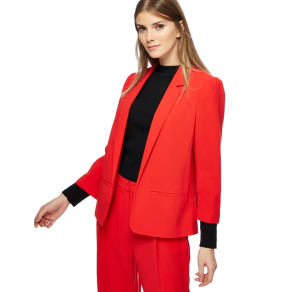 Red Herring Red Suit Jacket