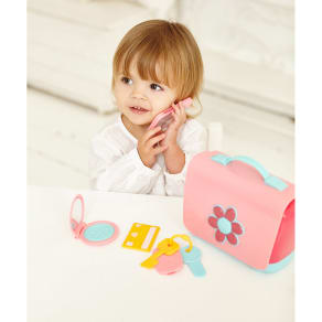 New Elc Boys and Girls My First Handbag Toy From 2 Years