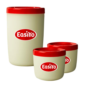 Easiyo Extra Jar and Lunchtakers