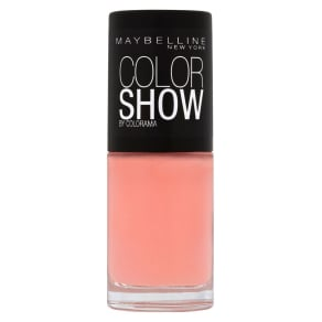 Maybelline Color Show Nail Polish 7ml Electric Yellow Electric Yellow