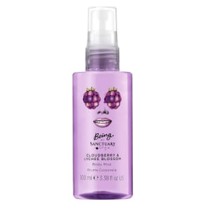Being by Sanctuary Spa Mist Cloudberry and Lychee Blossom 125ml